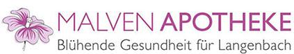 Malven Apotheke Langenbach Logo